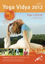 Yoga Vidya Katalog 2012 ist online